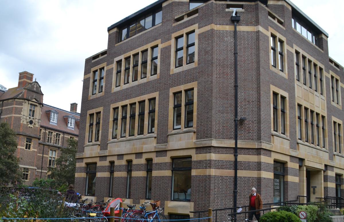 Cambridge university research strategy