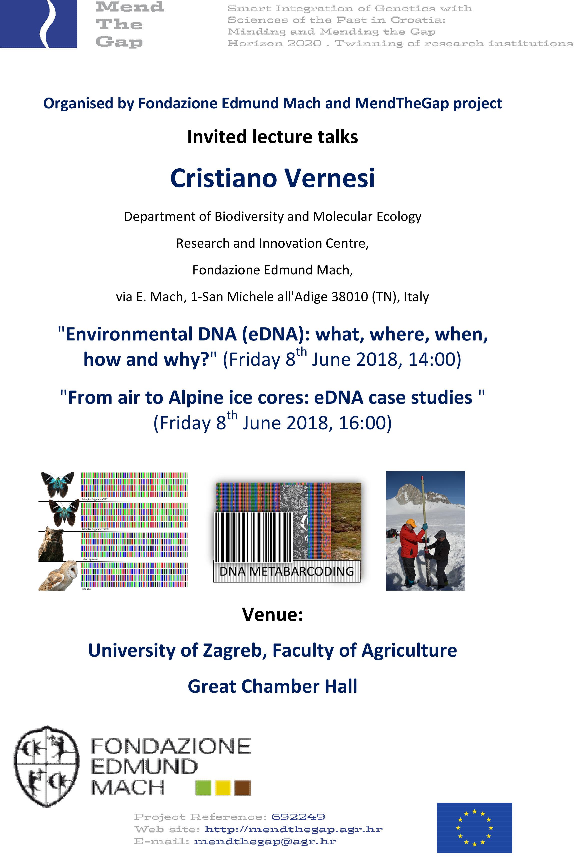 Vernesi-eDNA-invited-talks-FEM-MendTheGap-vfin